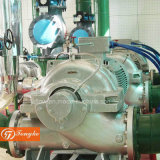 Horizontales doppelte Absaugung-aufgeteiltes Gehäuse-zentrifugale Wasser-Pumpe