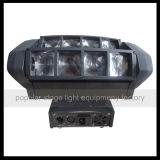 luz principal movente da aranha do diodo emissor de luz de 8PCS 10W RGBW 4in1 mini