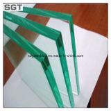 vidro de flutuador do espaço livre de 4mm-18mm/vidro temperado/vidro laminado com Ce