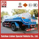 販売のための10トンのDongfeng水タンク車