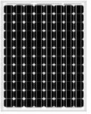 250Wの発電所のための48Vモノラル太陽電池パネル
