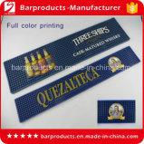100% Alta calidad de barras impreso PVC Mat
