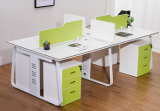 4 populares Person Office Workstation com Modern Design (SZ-WS248)
