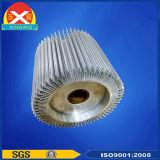 LEDの照明のための空気冷却のアルミニウム脱熱器