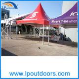 Шатер верхней части весны шатёр PVC напольной рамки высокого пика алюминиевой белый для случая