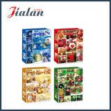 Großhandels4c gedruckter Weihnachtsgeschenk-Verpackungs-Einkaufen-Träger-Papierbeutel