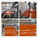 Gelcoat FRP flessibile liscia il materiale di Rolls&Fiberglass per