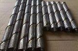 Sst spirale acier inoxydable de base du filtre à 304 316 Base de filtre