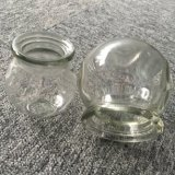 Insiemi foggianti a coppa dei vasi di vetro libero poco costoso per il commercio all'ingrosso