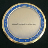 Diamanten Coin Custom Gold 3D Coin