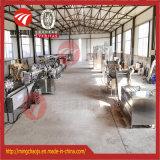 Machine de développement de machine à laver de nettoyage végétal d'acier inoxydable