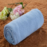 Super Soft Baby-Care Cotton Knit Blanket (DPFB8011)