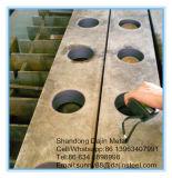 Ar500 Las placas de acero resistente al desgaste de corte de acero duro&Doblar