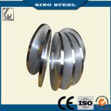 Grau SPCC espessura 0,2mm Tira de aço de folha de flandres