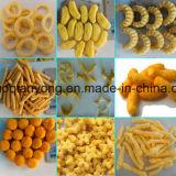 Máquina de snacks de milho corn emperra Coxim Extrusor