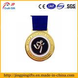 カスタム工場安い金の金属メダル