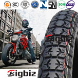 Pneumático profissional da motocicleta da fábrica e pneumático do velomotor (3.00-18)