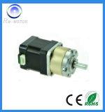 Motor engrenado deslizante híbrido NEMA17 de 1.8 graus