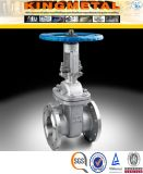 Вес запорной заслонки клина нержавеющей стали Dn 80 CF8m