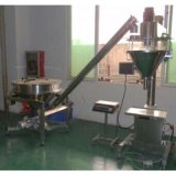 Semi-auto het Vullen van het Poeder van de Tarwe Machine, het Vullen van het Poeder van de Melk Machine