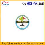 Сплав поставкы подгонянный высоким качеством штемпелюя значок Pin на цене по прейскуранту завода-изготовителя в Китае