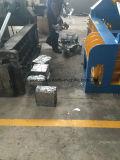 Überschüssige Metallpresse, die Maschine aufbereitet