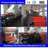 SPVC 플라스틱 코일 매트와 양탄자 밀어남 기계
