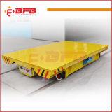 Rail électrique Antomatic hydraulique de chariot pour l'usine d'acier