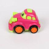 De grappige Auto van het Stuk speelgoed van de Wrijving Mini Plastic