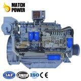 Weichai Deutz 185HP 136KW motor diesel marino wp6 Barco Motor con una alta calidad