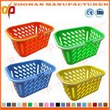Magasin bon marché personnalisé Shop Supermarket panier de magasinage en plastique (Zhb71)