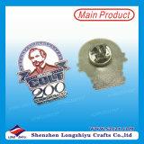 Нагрудная планка с фамилией участника металла пустая магнитная на оптовой цене