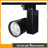 店またはモールまたはホテルのComercialの照明のための20With30With40With50Wクリー族の穂軸LEDトラックスポットライト