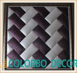 Декоративный ядровый Proofing обшивает панелями доску обернутую тканью