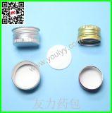 20mm silberne Farben-Aluminium-Schutzkappe