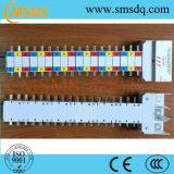 Distribution Board Busbar를 위한 MCB Circuit Breaker Pan Assembly