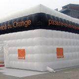 Gonflable tente de publicité pour l'exposition