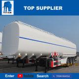 Titan de 45000 à 50000 litres d'essence constructeurs de remorque de camion-citerne d'essence diesel de remorque de camions-citernes semi