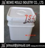 15Ltr seau en plastique d'injection Moule carré