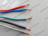 Гибкая медного провода с изоляцией из ПВХ электрический провод H07V-K