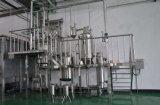 Matériel de fines herbes d'extraction automatisée de concentrateur de réservoir d'extracteur d'acier inoxydable