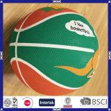 Preiswerter bunter fördernder Rubebr Basketball