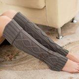 Bon pied jambe de chaussettes de compression de réchauffeurs de manchon pour les femmes