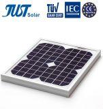 mono potere del comitato solare 50W per energia verde