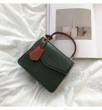 Sacchetto di cuoio del progettista del sacchetto delle donne della borsa delle signore di sacchetto delle signore delle borse delle borse di Ddesigner (WDL0365)