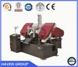 二重コラムの鋸引き機械