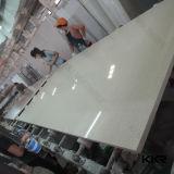 Pietra del quarzo costruita colore caldo di Kingkonree Carrara