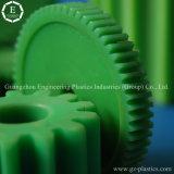 Plastikgeformtes Mc Nylonkegelrad fahrwerk Soem-Einspritzung