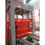 Ladrillo \ bloque concretos automáticos del cemento que hace la máquina