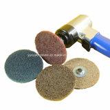 Alta flexibilidade não tecidos Disco para trituração abrasivos para metais